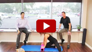 Dr. Neil Liebman's Advanced Chiropractic and Wellness Center is located in Pennsauken, New Jersey. Watch as Basic Foam Rolling Technique is demonstrated in this YouTube video.