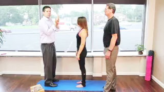 Dr. Neil Liebman's Advanced Chiropractic and Wellness Center is located in Pennsauken, New Jersey. Watch as the Chin Tuck is demonstrated in this YouTube video.