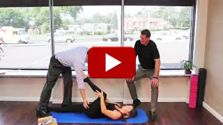 Dr. Neil Liebman's Advanced Chiropractic and Wellness Center is located in Pennsauken, New Jersey. Watch as Center Hamstring Stretch is demonstrated in this YouTube video.