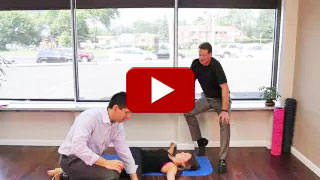 Dr. Neil Liebman's Advanced Chiropractic and Wellness Center is located in Pennsauken, New Jersey. Watch as Low Back Crossover Stretch is demonstrated in this YouTube video.