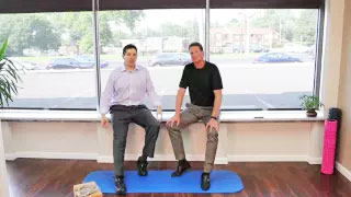Dr. Neil Liebman's Advanced Chiropractic and Wellness Center is located in Pennsauken, New Jersey. Watch Dr. Neil and Gene Fish introduce thier new stretching series on this YouTube video.