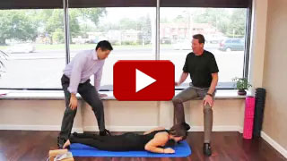 Dr. Neil Liebman's Advanced Chiropractic and Wellness Center is located in Pennsauken, New Jersey. Watch as Up Dog Pose is demonstrated in this YouTube video.