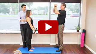 Dr. Neil Liebman's Advanced Chiropractic and Wellness Center is located in Pennsauken, New Jersey. Watch as Upper Body Exercise with Resistance Bands is demonstrated in this YouTube video.