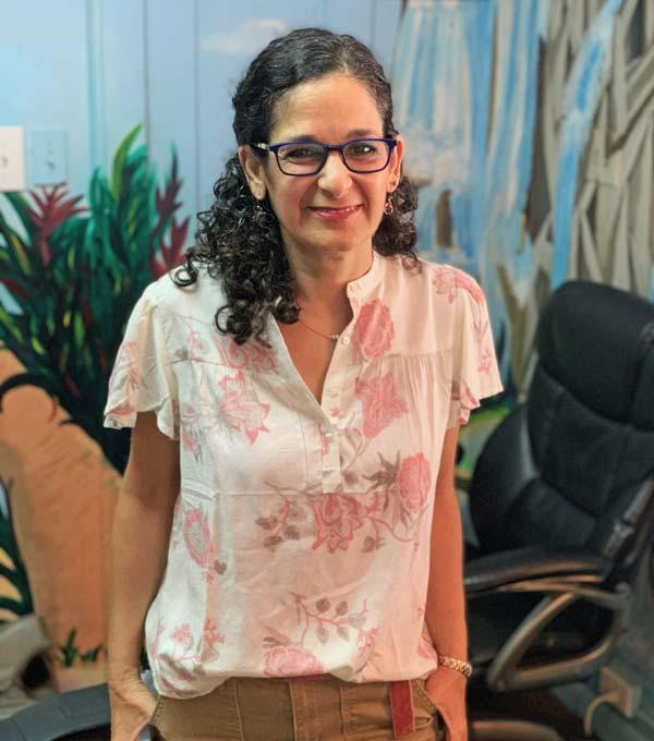 Dr. Neil Liebman's Advanced Chiropractic and Wellness Center is located in Pennsauken, New Jersey. Here is Dr. Shari Saluck DC, a staff member.