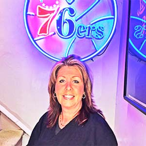 Doreen works at Dr. Neil Liebman's Advanced Chiropractic and Wellness Center, located in Pennsauken, NJ.